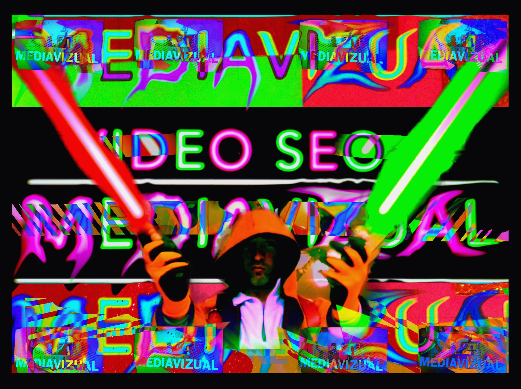 ranknig videos on the first page of Google and YouTUbe, and using the strength of that video ranking and engineering, to push your webpage to the top of google,.