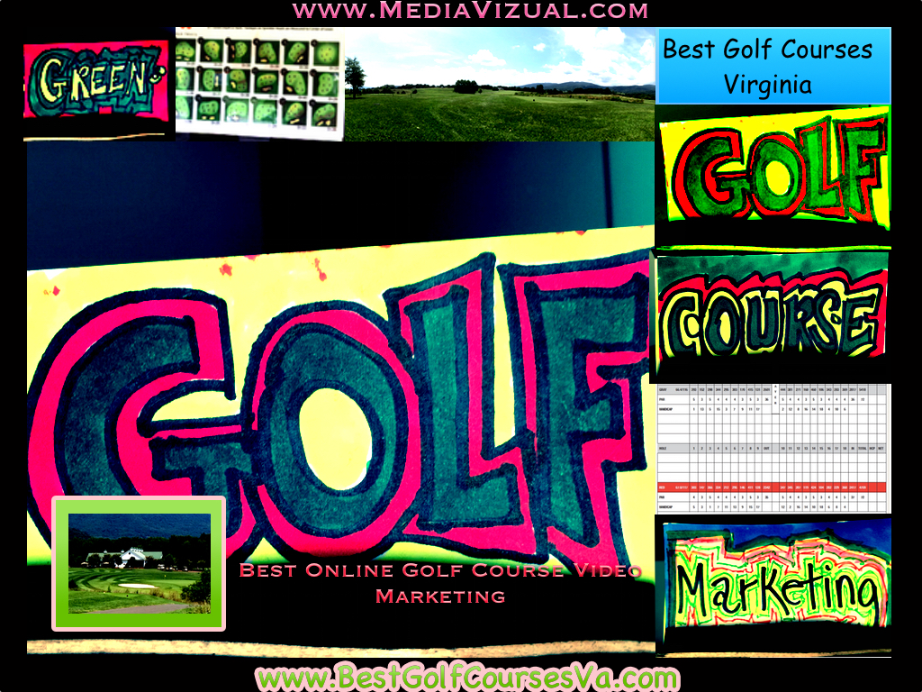 BEST Golf Courses in Virginia: Professional Local Golfing Instructors and Public Golf Courses