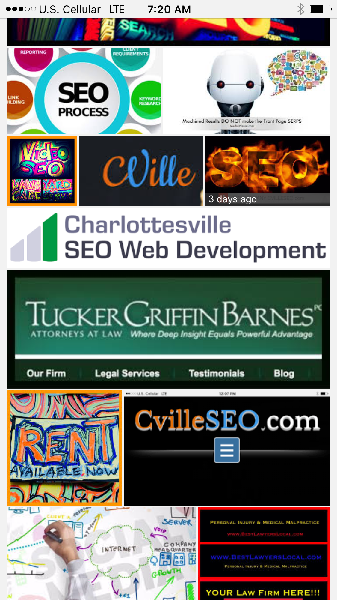 cvilleseo.com best seo company charlottesvile va,