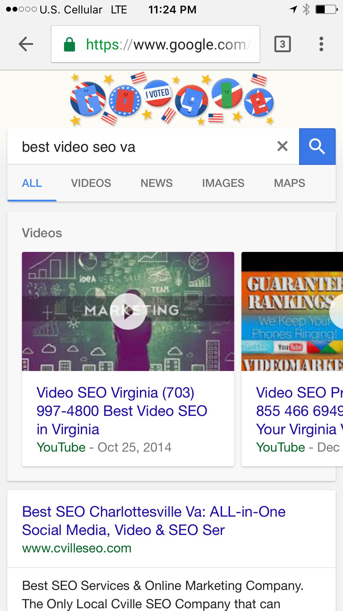 Best Video SEO Virginia video marketing va