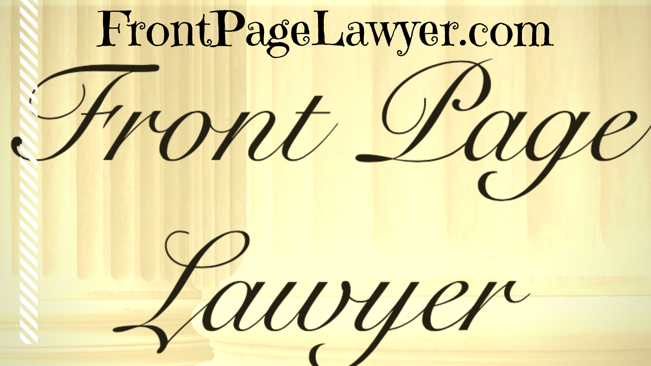 http://frontpagelawyer.com, Marketing for Attorneys, SEO for attorneys