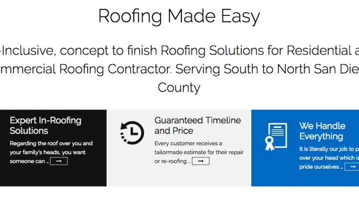 Roofing San Diego