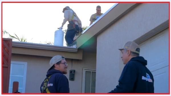 Roof Repair Fallbrook