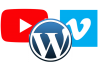 VIDEO SEO: YouTube, Vimeo WordPress single image