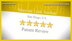 Lasik surgeon in San Diego