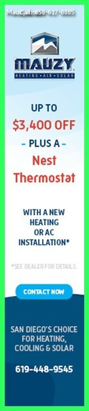 Top Heating And Air Installation San Diego