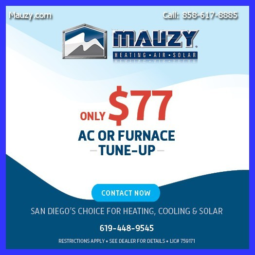 Local Heating And Air Installation San Diego