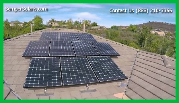 Solar Installation Alpine