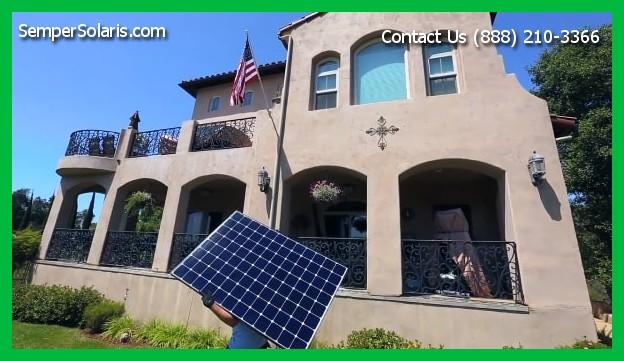 Solar Company Alpine
