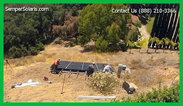 Solar Companies Alpine