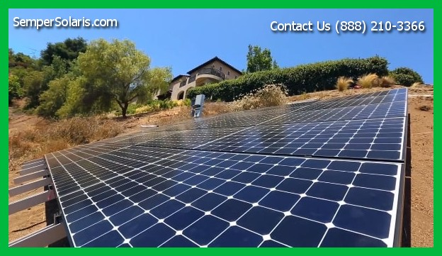 solar alpine