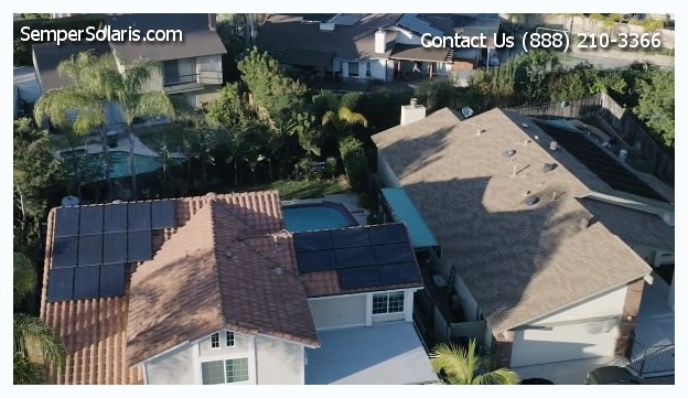 Solar Installation Moreno Valley