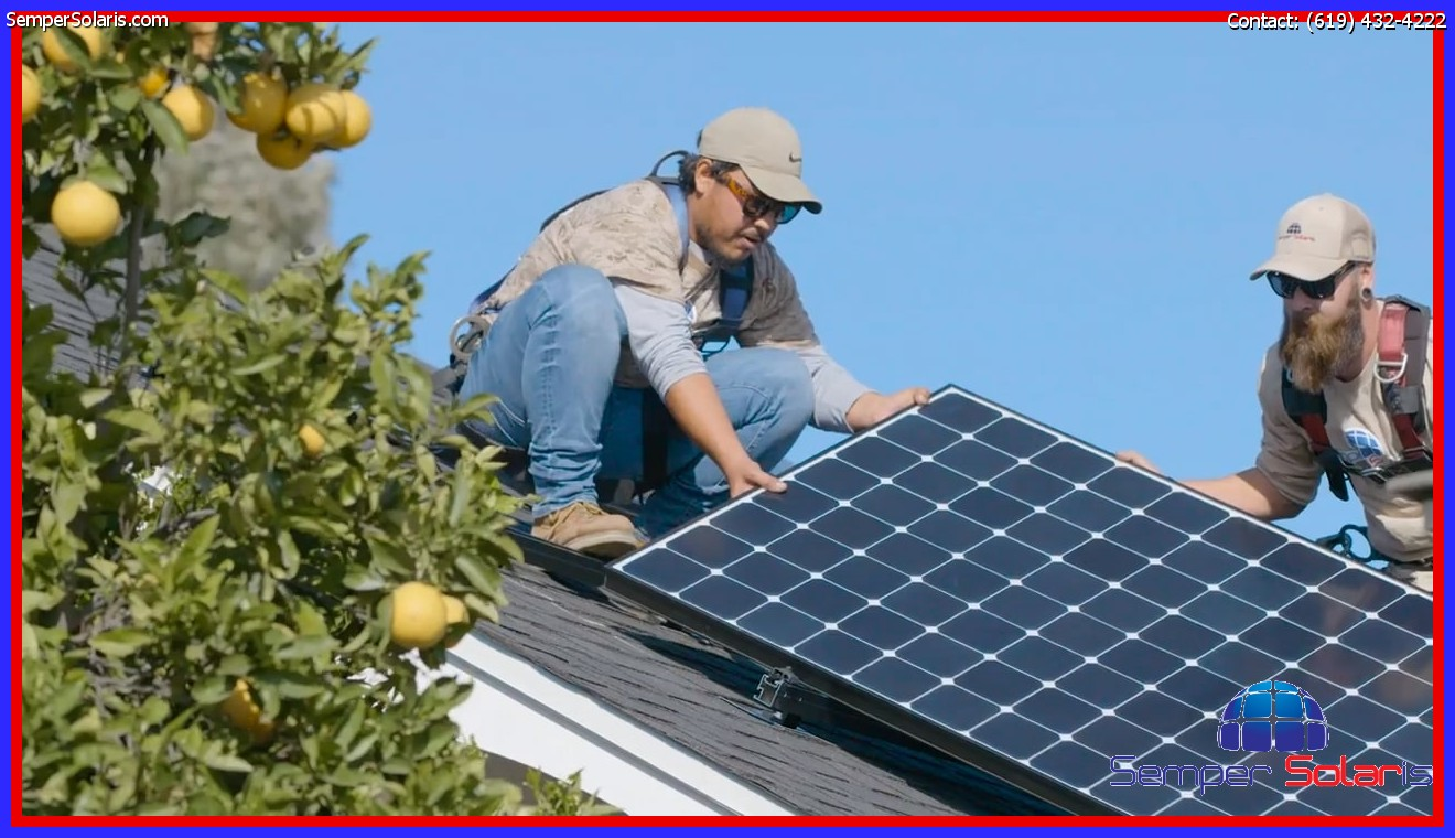 Solar Installation Clairmont