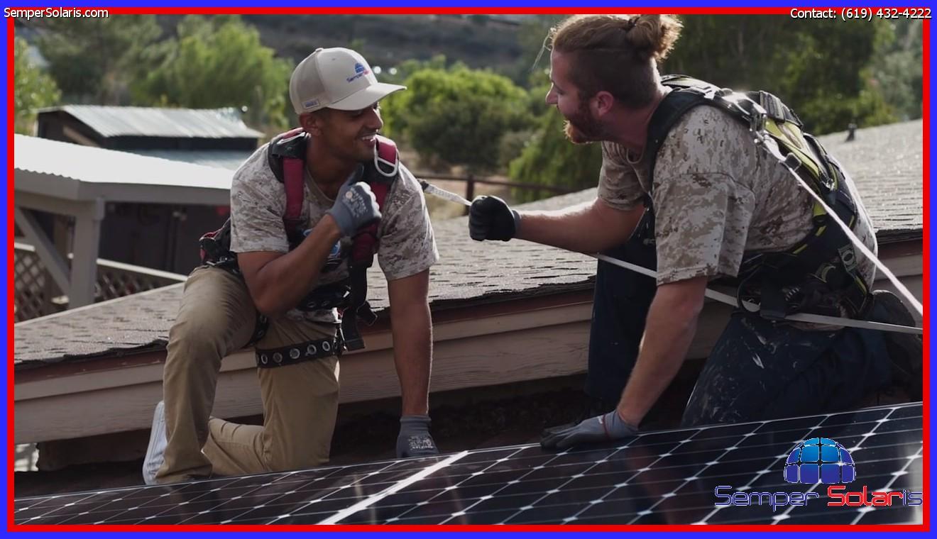 Solar Companies Encinitas