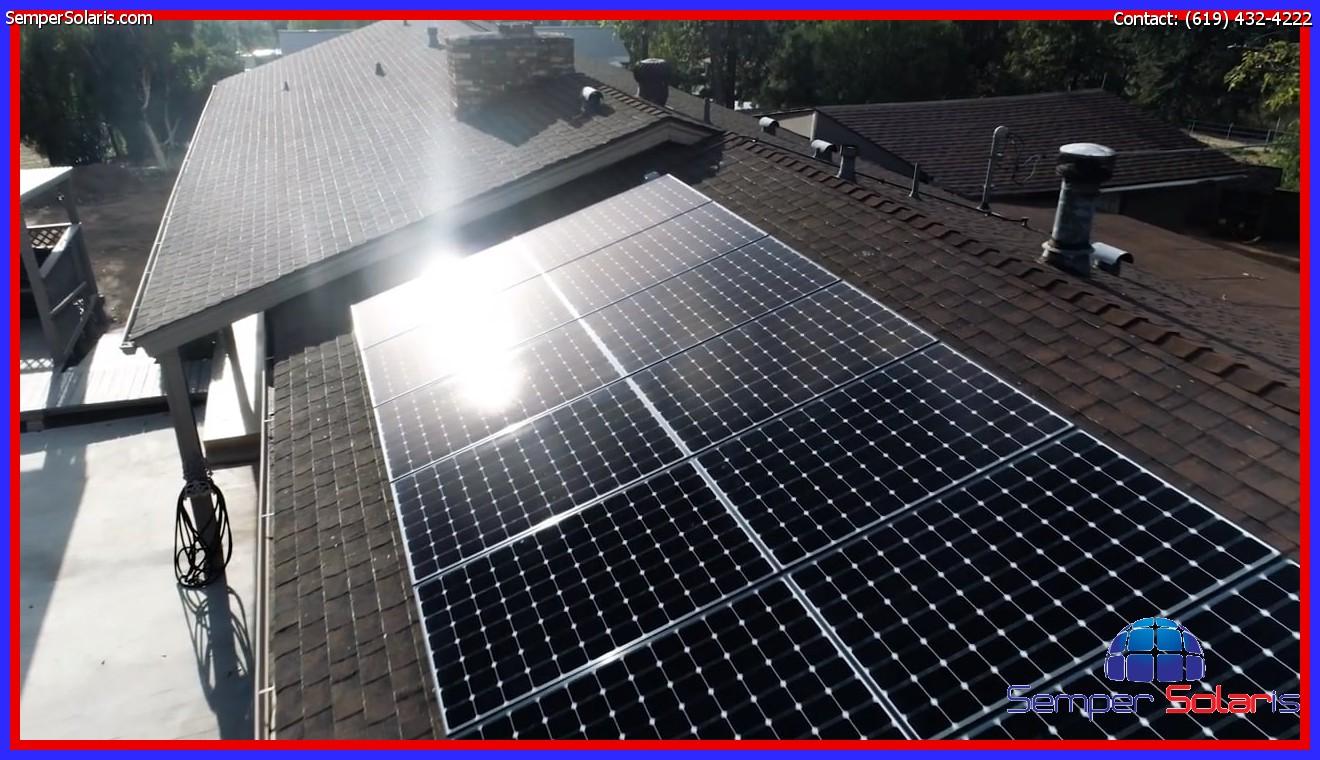 Residential Solar Encinitas