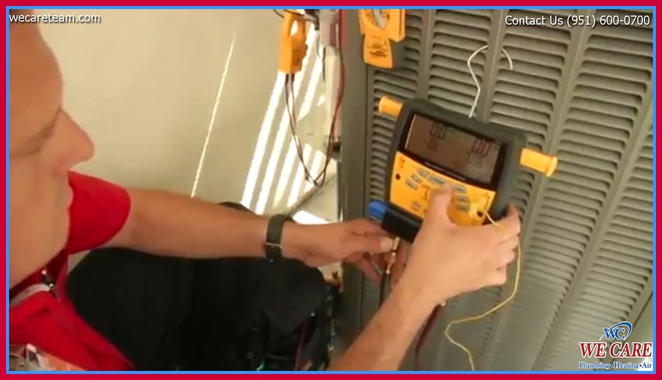 Heating And Air Installation Inland Empire
