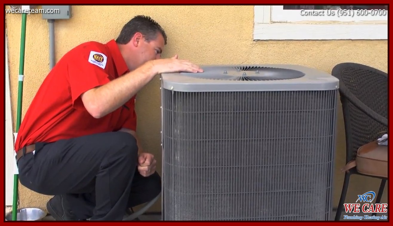 Central Ac Installation Temecula