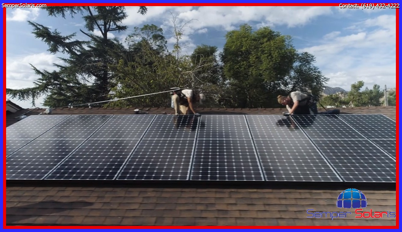Solar Companies Pacific Beach
