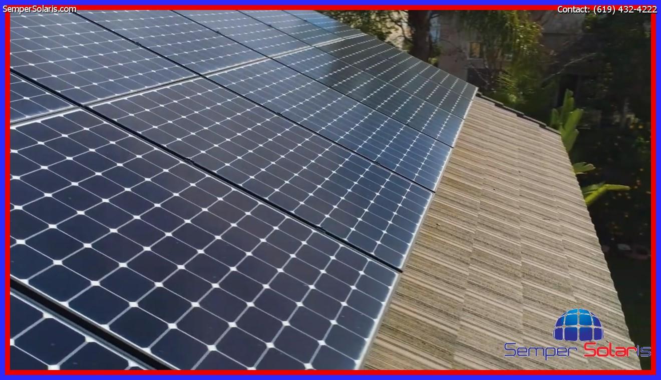Solar Company Rancho San Diego