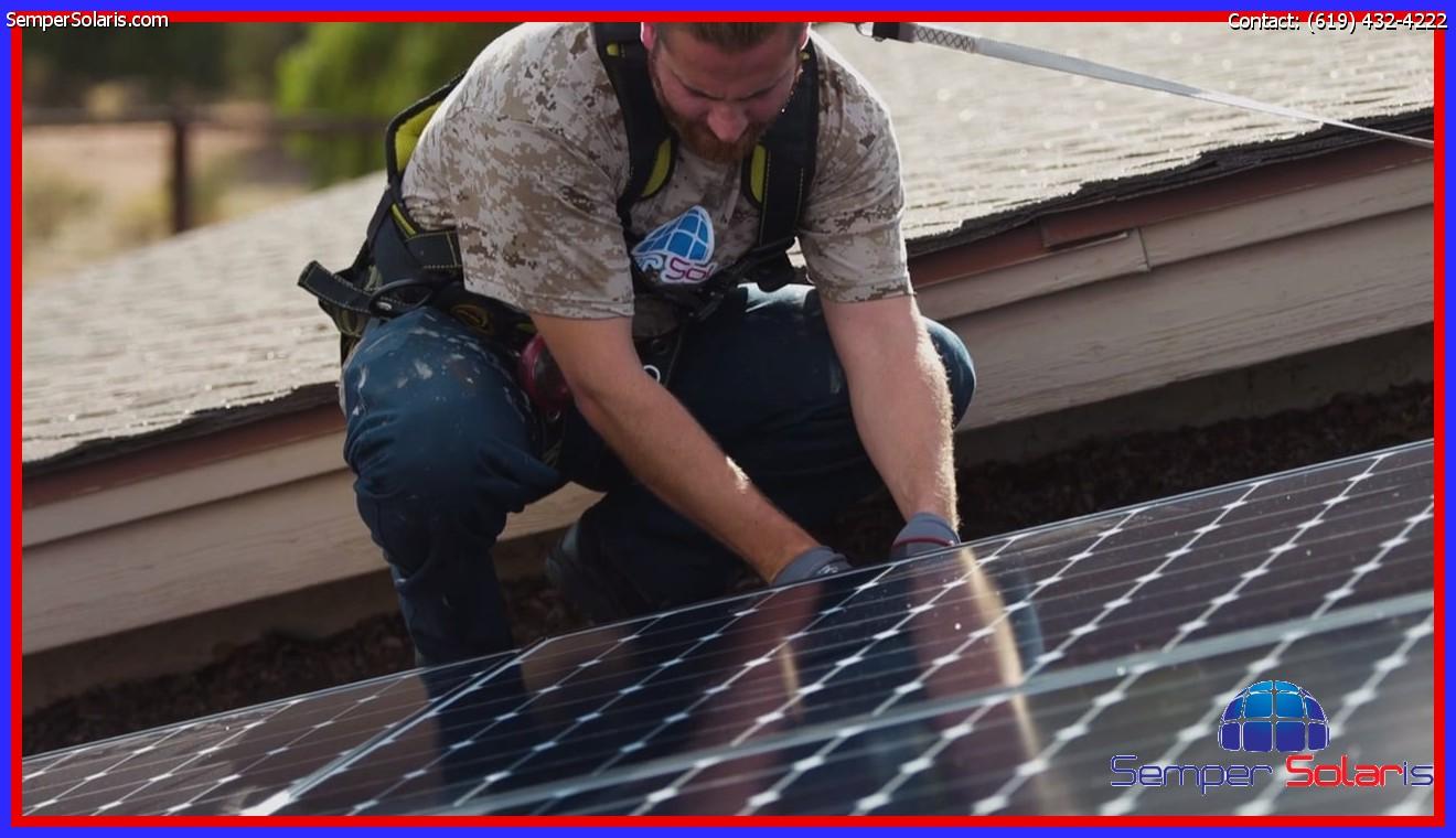 Solar Power San Marcos