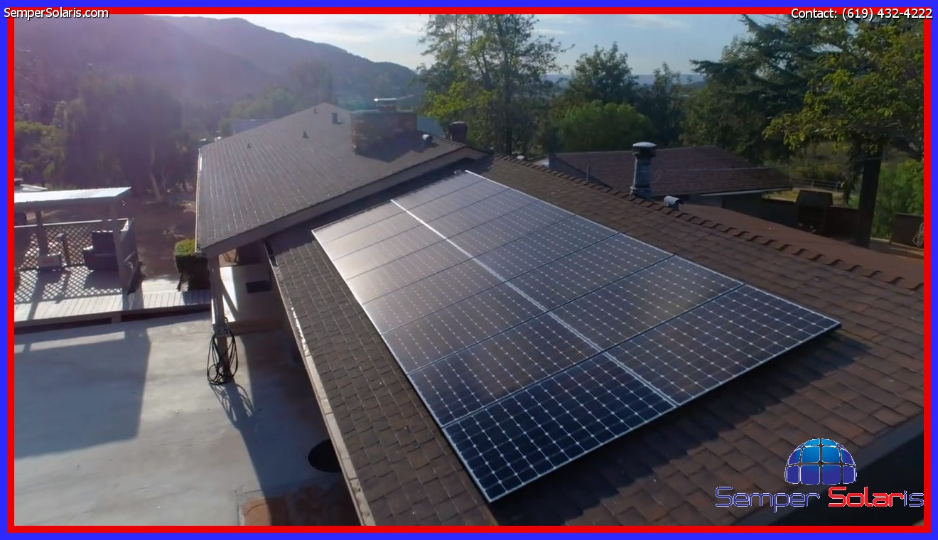Solar Panel Installation San Marcos