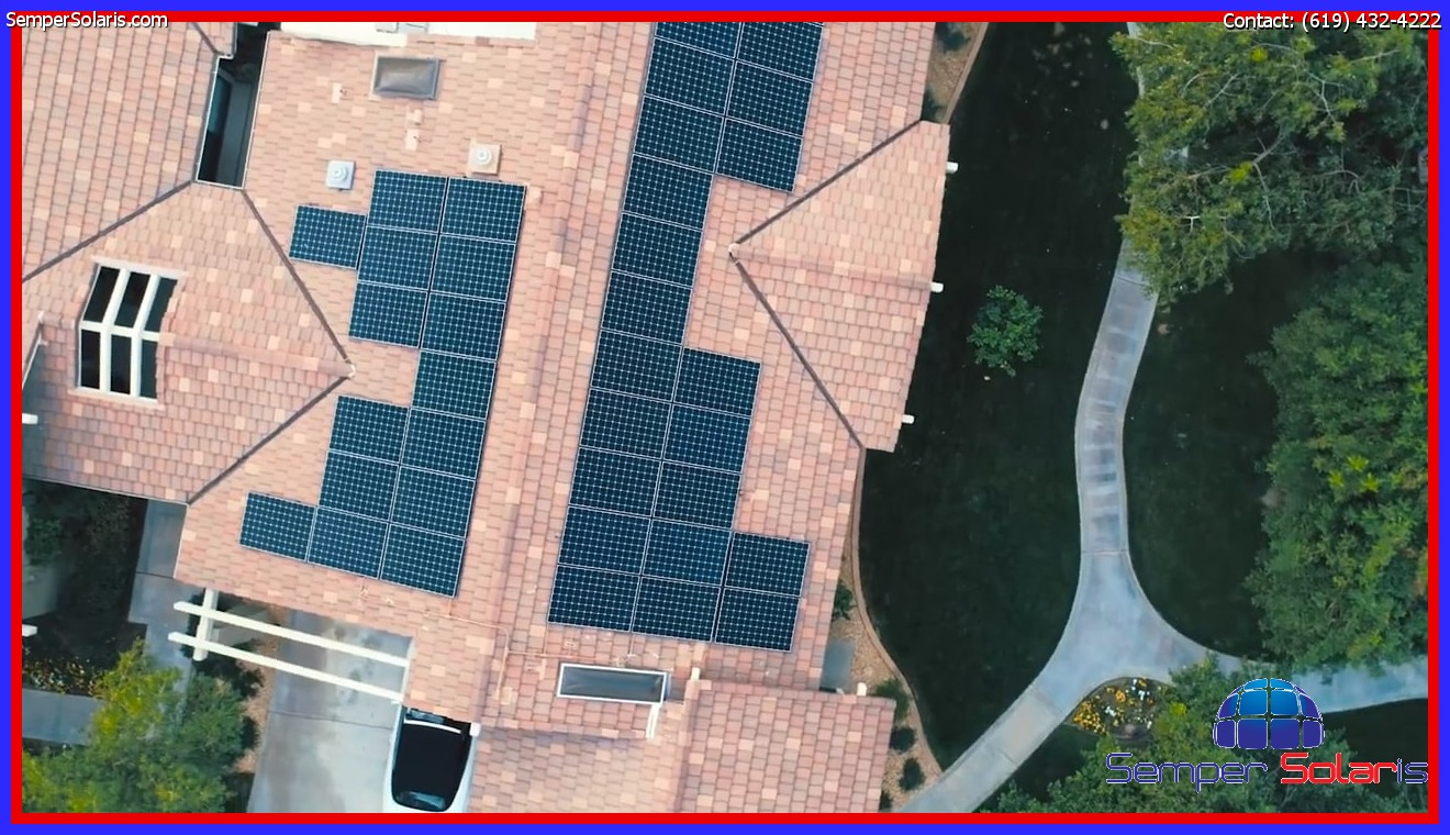 Solar Power Company San Marcos