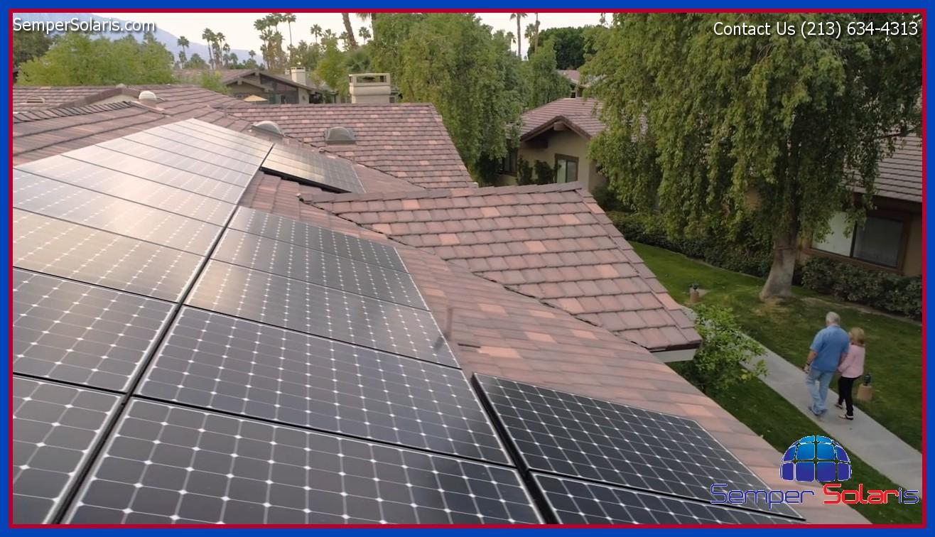 Solar Panels Santa Monica