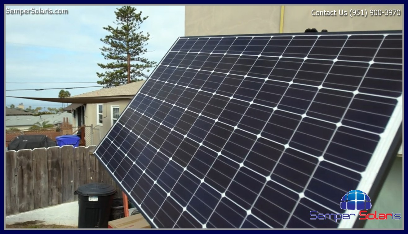 Solar Panels Corona