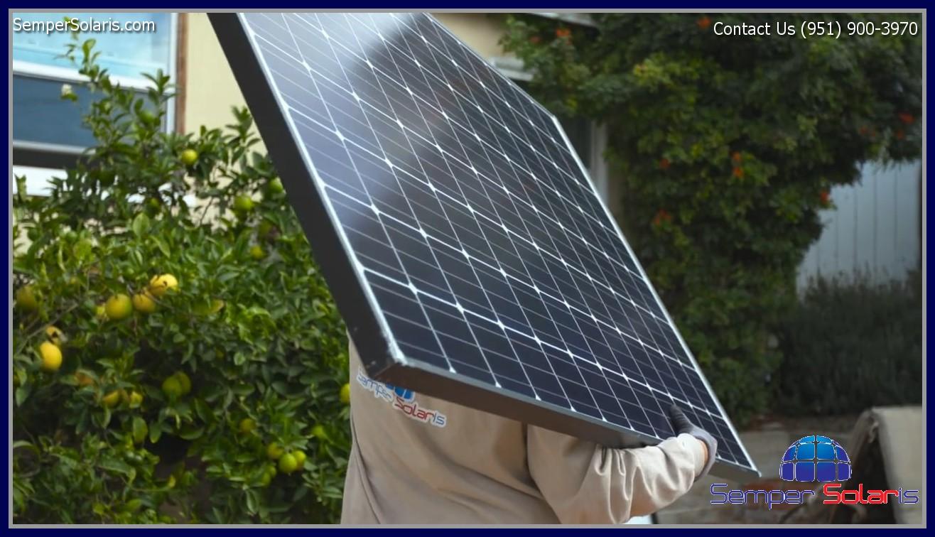 Solar Installation Corona