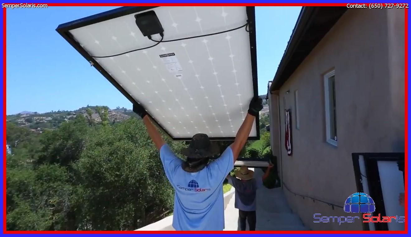 Solar Tracy
