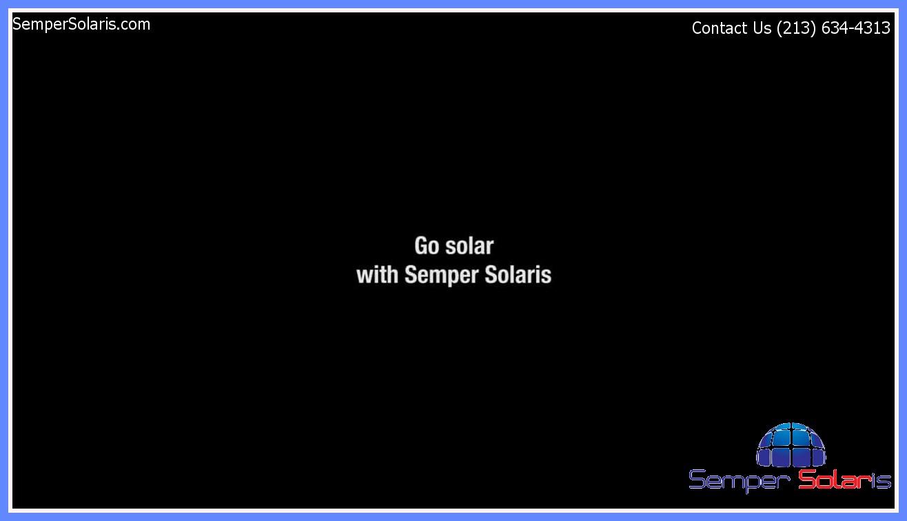 Solar Installation Woodland Hills