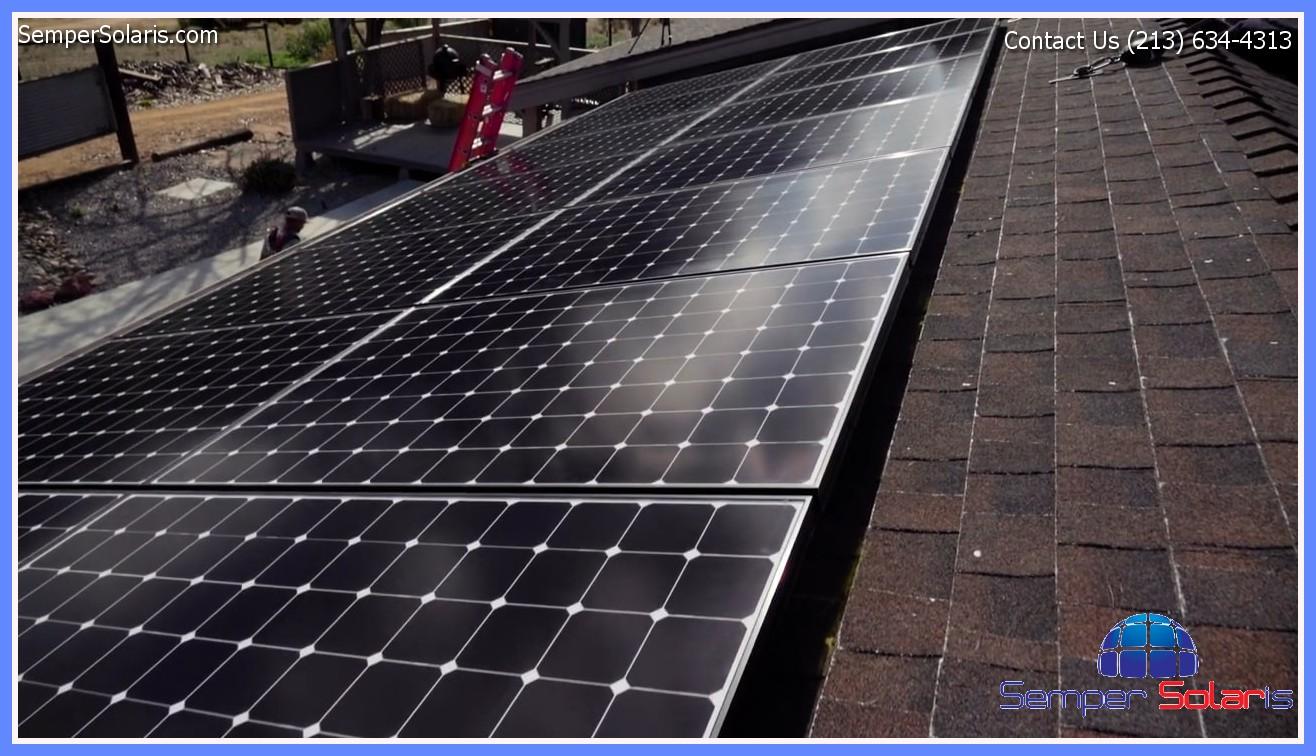Solar Companies Woodland Hills