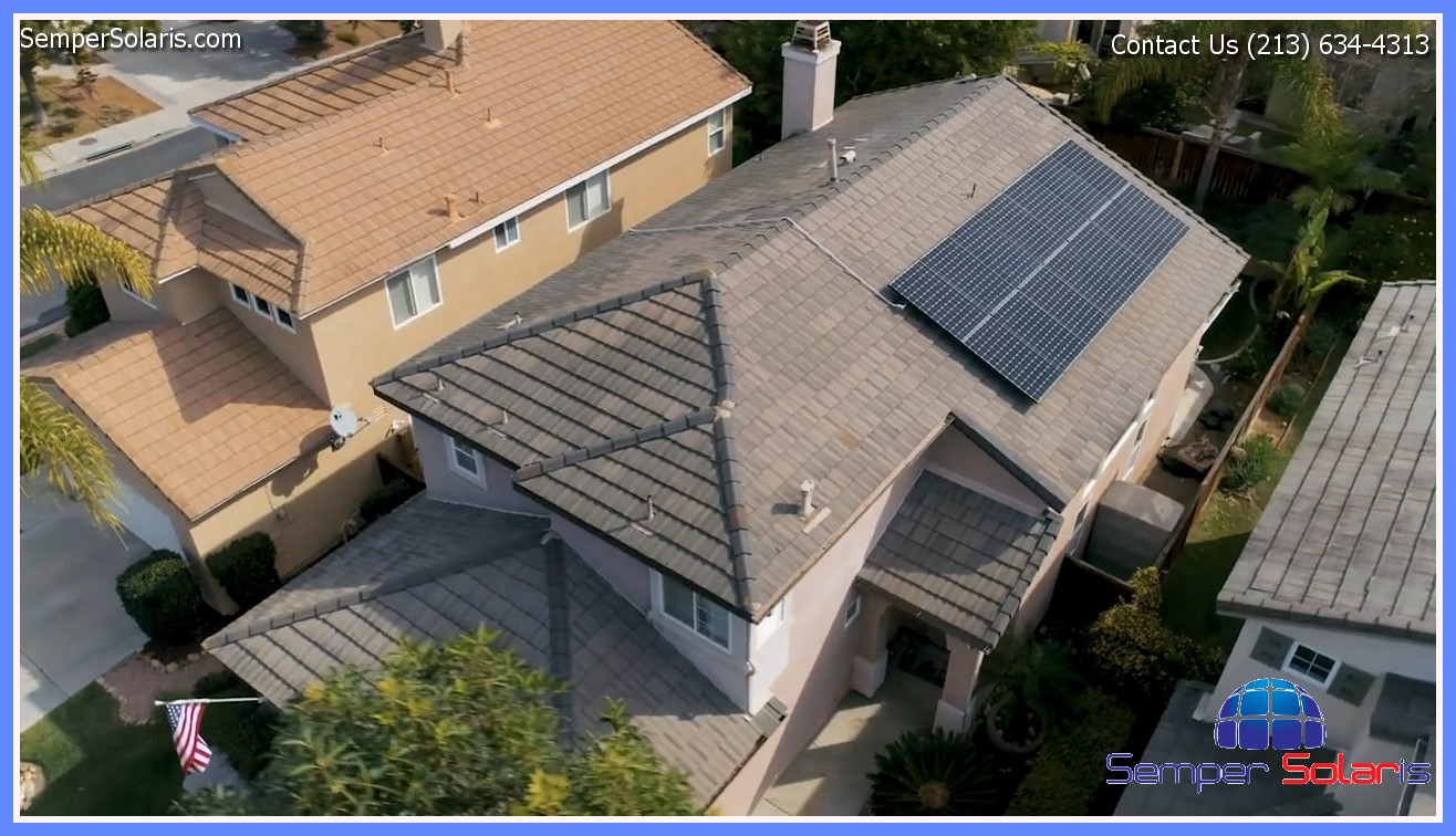 Solar Power Company Woodland Hills