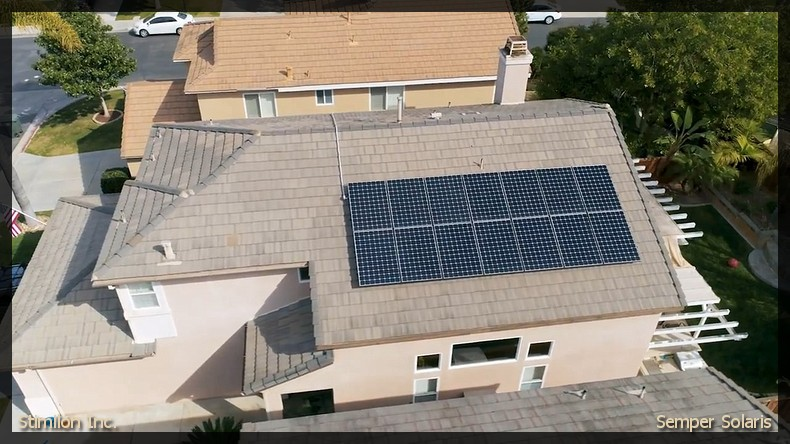 solar panels in Yorba Linda ca